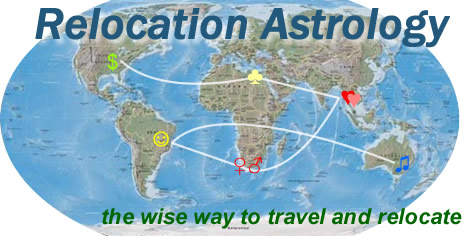 relocation astrology chart free